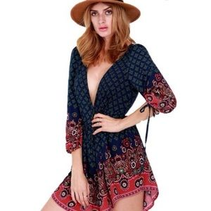 Other - Paisley Romper